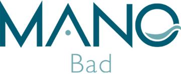 Norbert Tscholl, MANO Bad - Logo